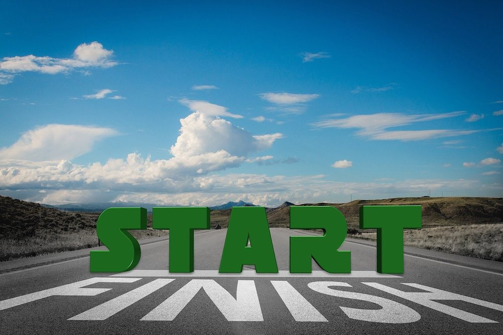 15 steps to help you start over in life, motivation