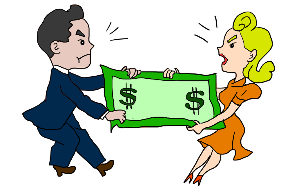 why does divorce cost so much, divorce