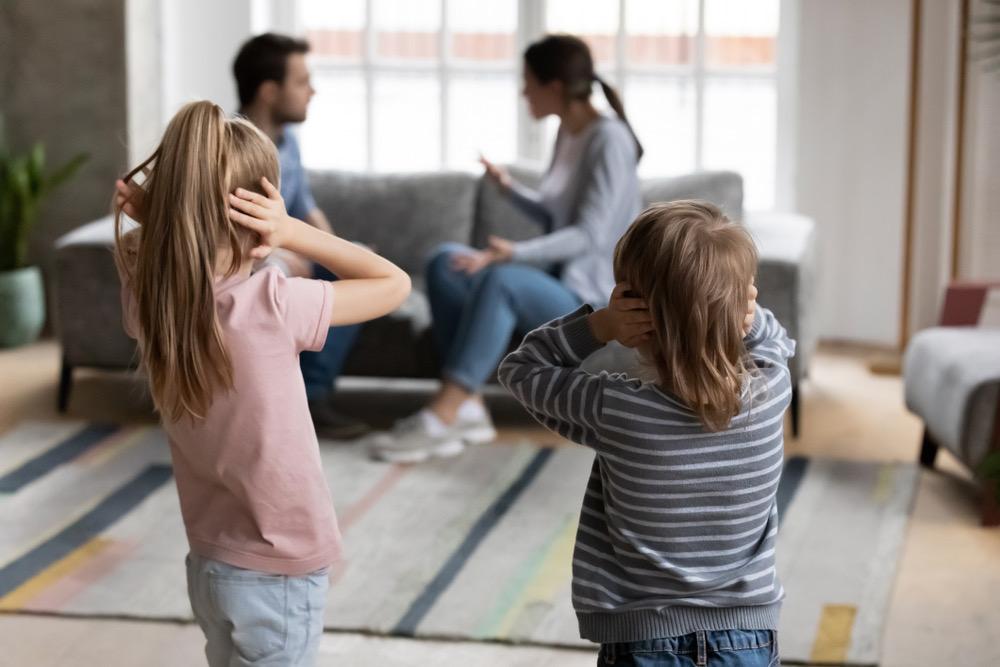 how does divorce affect children, divorce