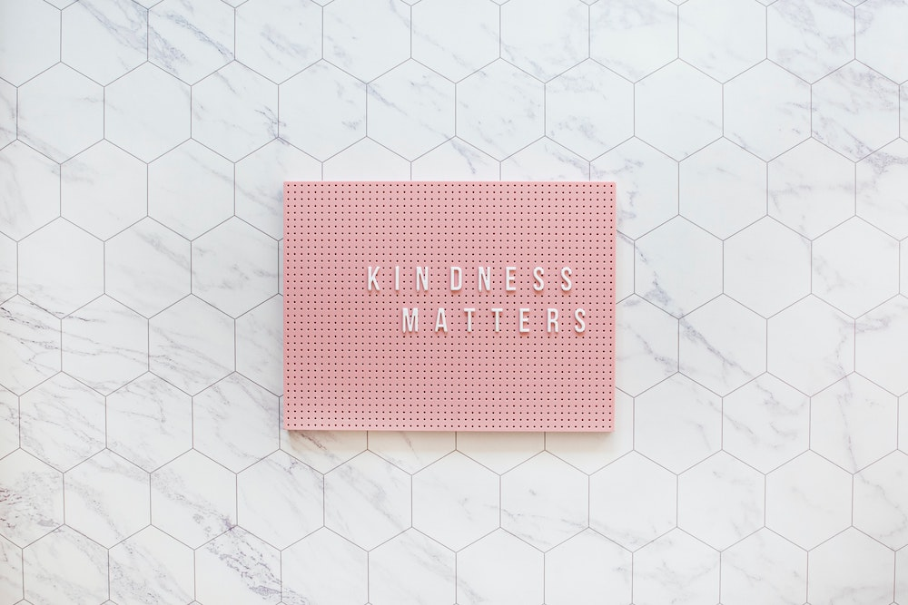 what is kindness and why does it matter, grace