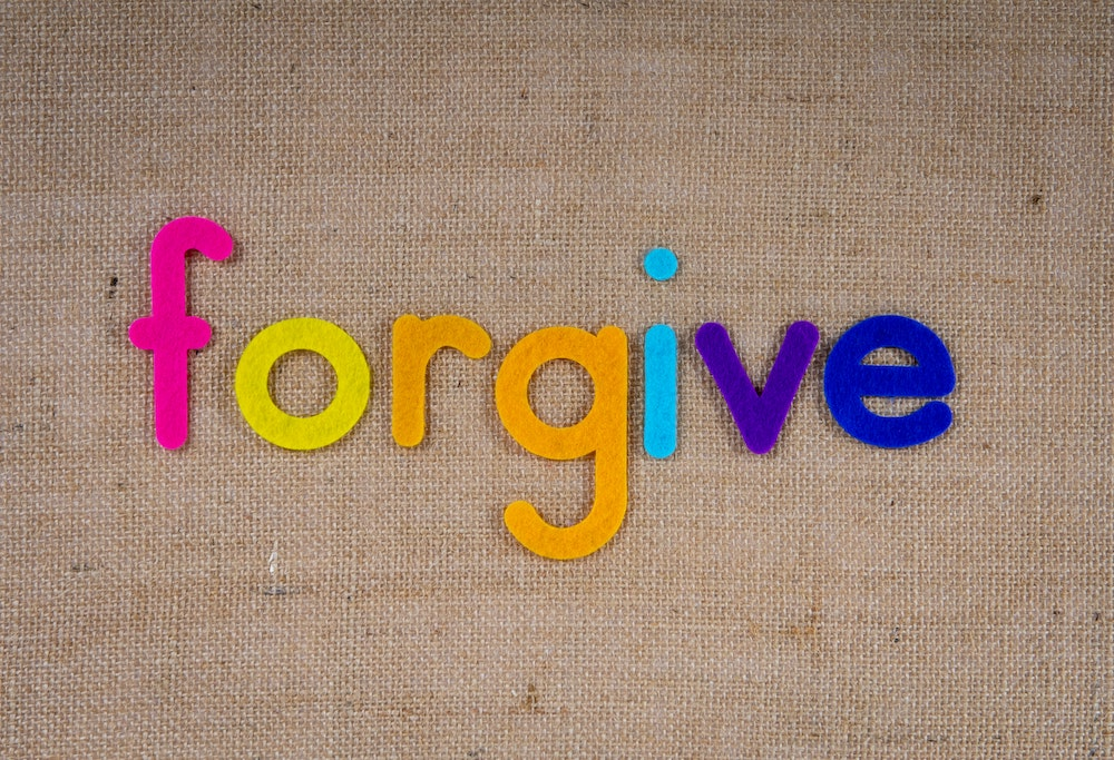 can you truly forgive without forgetting, forgiveness