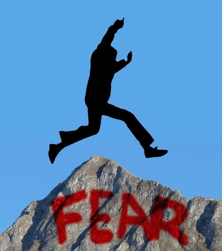 5 ways to overcome the fear of success and get moving, success